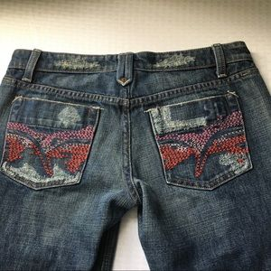Joes Vintage Series Boot Cut Jeans Size 28